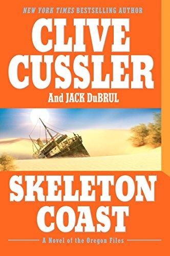 Skeleton Coast By Clive Cussler
