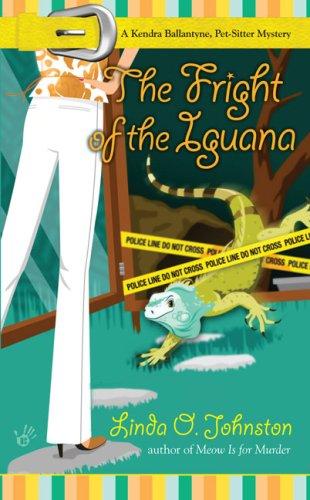 The Fright of the Iguana By Linda O Johnston