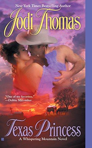 Texas Princess (Whispering Mountain Novel)