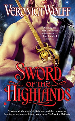 Sword of the Highlander By Veronica Wolff