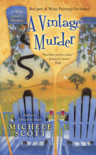 A Vintage Murder By Michele Scott