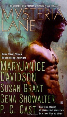 Mysteria Lane By MaryJanice Davidson