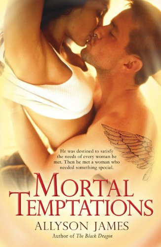 Mortal Temptations By Allyson James