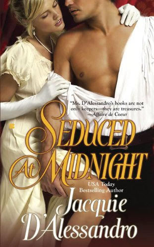 Seduced at Midnight By Jacquie D' Alessandro