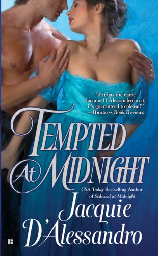Tempted at Midnight By Jacquie D' Alessandro