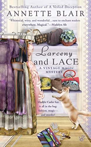 Larceny and Lace By Annette Blair