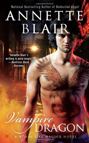 Vampire Dragon By Annette Blair
