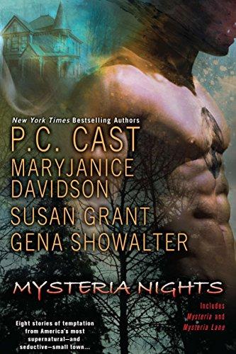 Mysteria Nights By P. C. Cast