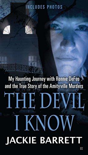 The Devil I Know By Jackie Barrett