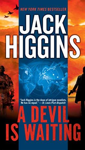 A Devil Is Waiting By Jack Higgins