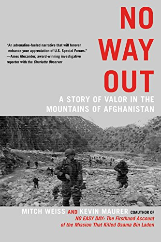 No Way Out By Kevin Maurer