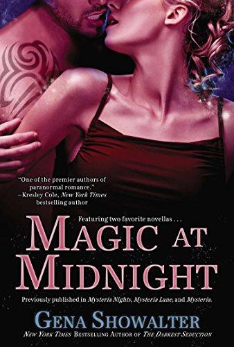 Magic at Midnight By Gena Showalter
