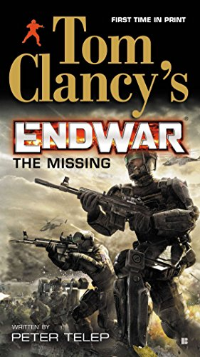 The Missing By Created by Tom Clancy
