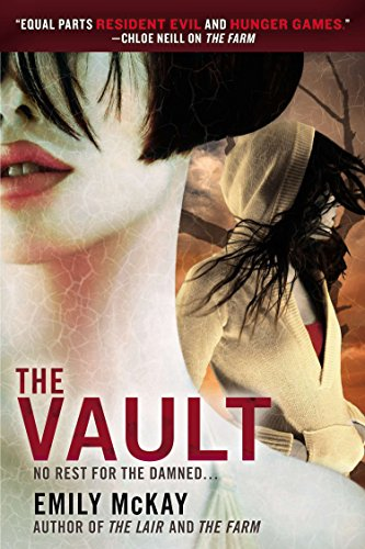 The Vault By Emily McKay