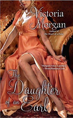 Daughter Of An Earl By Victoria Morgan