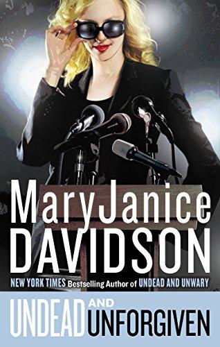 Undead and Unforgiven By Maryjanice Davidson