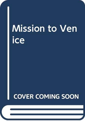 Mission to Venice By Nick Carter