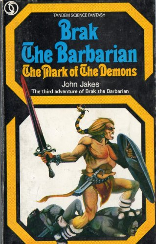 Mark of the Demons By John Jakes