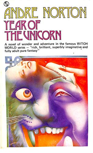 Year of the Unicorn by Andre Norton