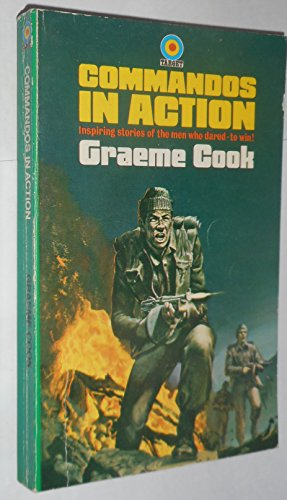 Commandos in Action By Graeme Cook