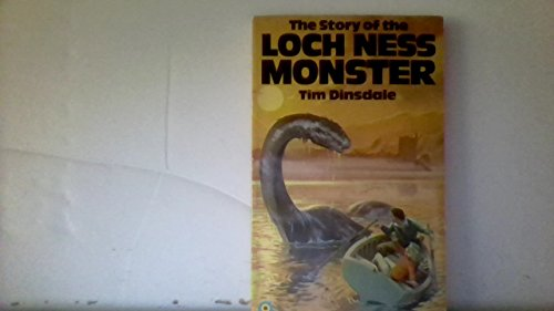 Story of the Loch Ness Monster By Tim Dinsdale
