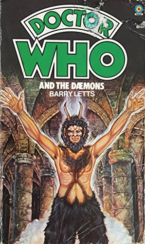 Doctor Who and the Daemons By Barry Letts