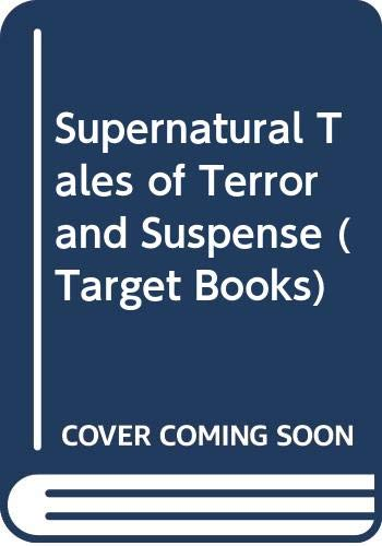 Supernatural Tales of Terror and Suspense By Edited by Alfred Hitchcock