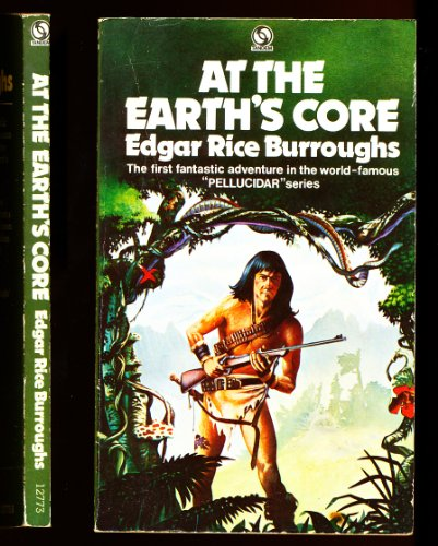 At the Earth's Core by Burroughs, Edgar Rice Paperback Book The Cheap Fast Free