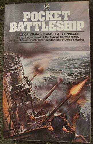 Pocket Battleship By Theodor Krancke