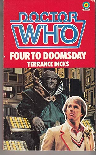 Doctor Who-Four to Doomsday By Terrance Dicks