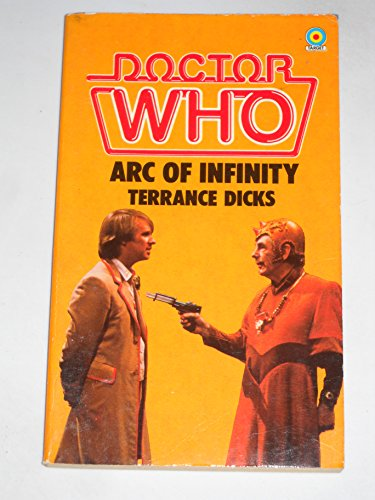 Doctor Who-Arc of Infinity By Terrance Dicks