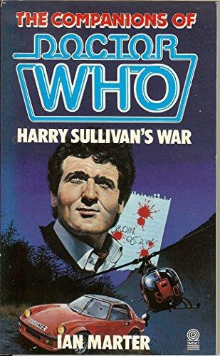 Harry Sullivan's War By Ian Marter