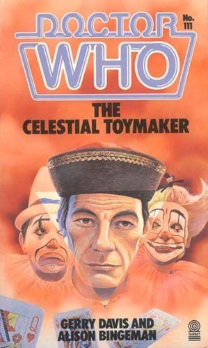 Doctor Who-The Celestial Toymaker By Gerry Davis