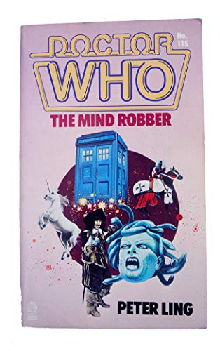 Doctor Who-The Mind Robbers By Peter Ling