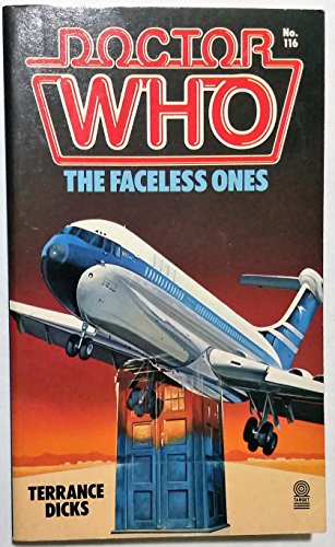 Doctor Who-The Faceless Ones By Terrance Dicks