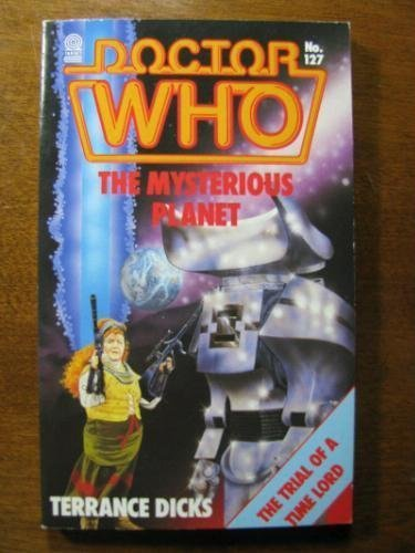 Doctor Who-The Mysterious Planet By Terrance Dicks