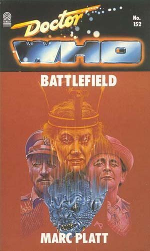 Doctor Who-Battlefield By Ben Aaronavitch