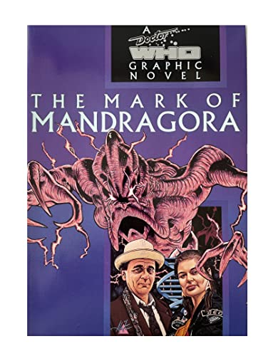 Doctor Who-The Mark of Mandragora By Publishing Carol