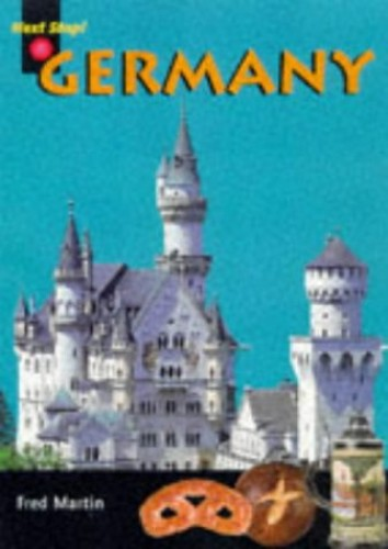 Next Stop Germany     (Paperback) By Fred Martin