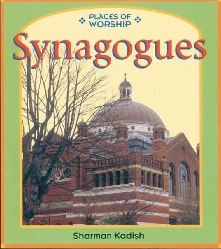 Places of Worship: Synagogues   (Cased) By Sharman Kadish