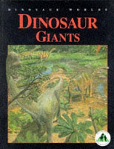 Dinosr World: Din Giants Hb By Don Lessem