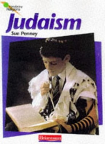 Introducing Religions: Judaism paperback By Sue Penney