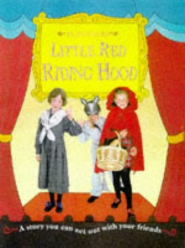 Playtales: Little Red Riding Hood Hardback By Moira Butterfield
