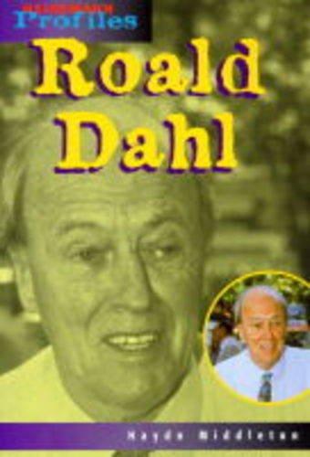 Heinemann Profiles: Roald Dahl Paperback By Haydn Middleton