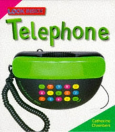 Look Inside: Telephone            (Cased) By Catherine Chambers
