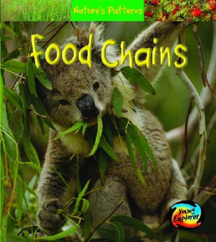 Natures Patterns: Food Chains Hardback By Monica Hughes