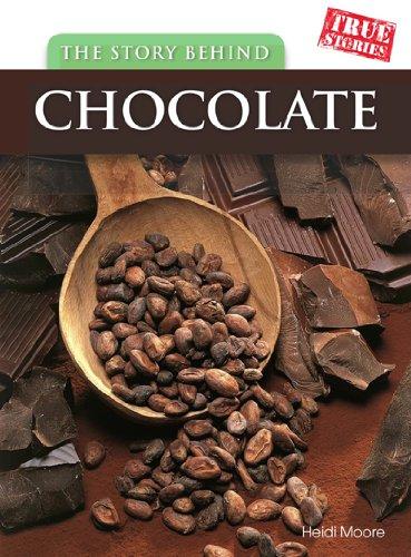 Story Behind Chocolate By Sean Stewart Price