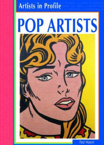 Artists in Profile Pop Artists paperback By Jackie Gaff