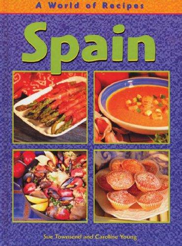 Spain By Sue Townsend