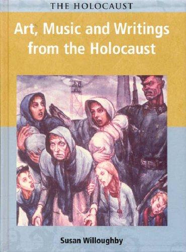Holocaust Art Music & Writings of Hol paperback By Jane Shuter